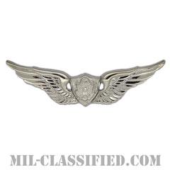 航空機搭乗員章 (ベーシック・エアクルー)(Army Aviation Badge (Aircrew), Basic)[カラー/鏡面仕上げ/バッジ]の画像