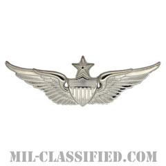 飛行士章 (シニア・パイロット)(Army Aviator (Pilot), Senior)[カラー/鏡面仕上げ/バッジ]の画像