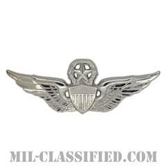 飛行士章 (マスター・パイロット)(Army Aviator (Pilot), Master)[カラー/鏡面仕上げ/バッジ]の画像