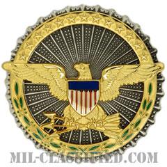 国防長官室(Office of the Secretary of Defense)[カラー/燻し銀/バッジ]の画像