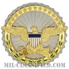 国防長官室(Office of the Secretary of Defense)[カラー/鏡面仕上げ/バッジ]の画像