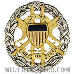 アメリカ統合参謀本部(Joint Chiefs of Staff)[カラー/燻し銀/バッジ]の画像