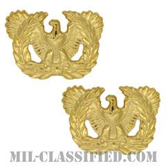 准尉章(Warrant Officers)[カラー/兵科章(将校用)/バッジ/ペア(2個1組)]の画像