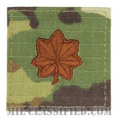 少佐(Major (MAJ))[OCP/空軍階級章/ベルクロ付パッチ]の画像