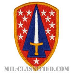 治安部隊支援旅団(Security Force Assistance Brigade)[カラー/メロウエッジ/パッチ]画像