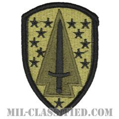 治安部隊支援旅団(Security Force Assistance Brigade)[OCP/メロウエッジ/ベルクロ付パッチ]画像