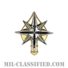 北部特殊作戦軍(Special Operations Command, North)[カラー/クレスト(Crest・DUI・DI)バッジ]の画像