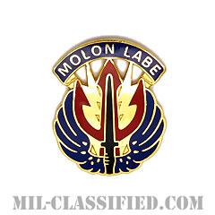 中央特殊作戦軍(Special Operations Command, Central)[カラー/クレスト(Crest・DUI・DI)バッジ]の画像