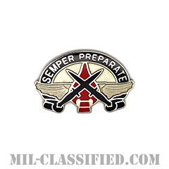 欧州特殊作戦軍(Special Operations Command, Europe)[カラー/クレスト(Crest・DUI・DI)バッジ]の画像