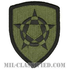 州兵作戦支援空輸軍団(National Guard Operations Support Airlift Command)[サブデュード/メロウエッジ/パッチ]の画像
