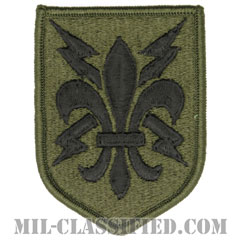 第205軍事情報旅団(205th Military Intelligence Brigade)[サブデュード/メロウエッジ/パッチ]の画像