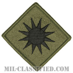 第40歩兵師団(40th Infantry Division)[サブデュード/メロウエッジ/パッチ]の画像