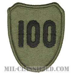 第100歩兵師団(100th Infantry Division)[サブデュード/メロウエッジ/パッチ]の画像