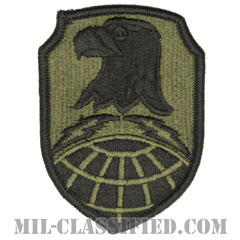 陸軍宇宙ミサイル防衛コマンド(Space and Missile Defense Command)[サブデュード/メロウエッジ/パッチ]の画像