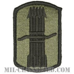 第197野戦砲兵旅団(197th Field Artillery Brigade)[サブデュード/メロウエッジ/パッチ]の画像