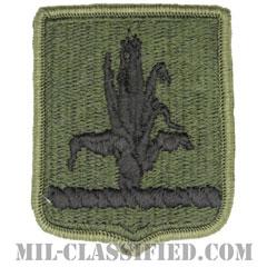ネブラスカ州 州兵(National Guard, Nebraska)[サブデュード/メロウエッジ/パッチ]の画像