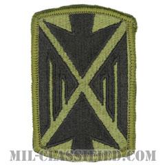 第10防空ミサイル防衛コマンド(10th Army Air & Missile Defense Command)[サブデュード/メロウエッジ/パッチ]の画像