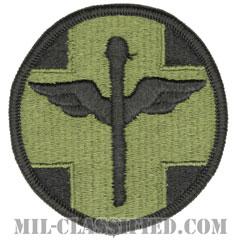 第818医療旅団(818th Medical Brigade)[サブデュード/メロウエッジ/パッチ]の画像