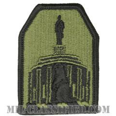 オレゴン州 州兵(National Guard, Oregon)[サブデュード/メロウエッジ/パッチ]の画像