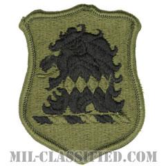 ニュージャージー州 州兵(National Guard, New Jersey)[サブデュード/メロウエッジ/パッチ]の画像