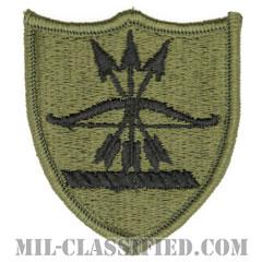 ノースダコタ州 州兵(National Guard, North Dakota)[サブデュード/メロウエッジ/パッチ]の画像