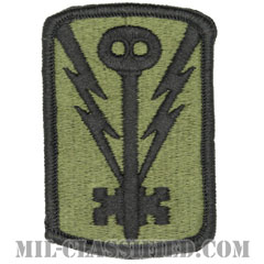 第501軍事情報旅団(501st Military Intelligence Brigade)[サブデュード/メロウエッジ/パッチ]の画像
