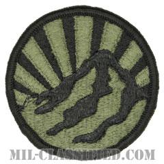 モンタナ州 州兵(National Guard, Montana)[サブデュード/メロウエッジ/パッチ]の画像