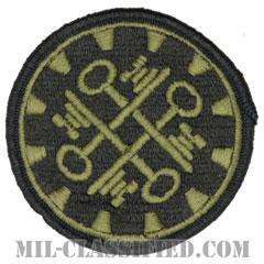 第177憲兵旅団(177th Military Police Brigade)[サブデュード/メロウエッジ/パッチ]の画像