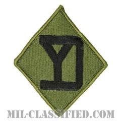 第26歩兵師団(26th Infantry Division)[サブデュード/メロウエッジ/パッチ]の画像