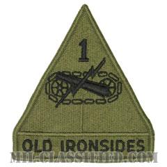 第1機甲師団(1st Armored Division)[サブデュード/メロウエッジ/パッチ]の画像