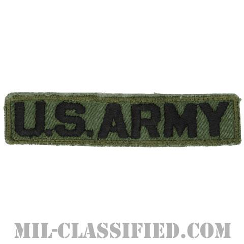 U.S.ARMY[サブデュード/コットンツイル/ネームテープ/パッチ/中古1点物]の画像