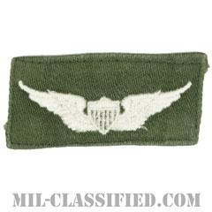 飛行士章 (ベーシック・パイロット)(Army Aviator (Pilot), Basic)[カラー/パッチ/中古1点物]の画像