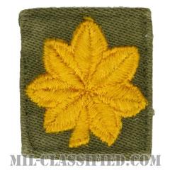 少佐(Major (MAJ))[カラー/階級章/パッチ/中古1点物]の画像