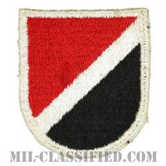 第6特殊部隊群(6th Special Forces Group)[カラー/カットエッジエッジ/ベレーフラッシュパッチ/中古1点物]の画像