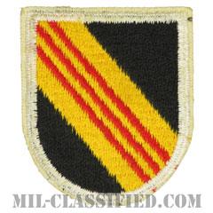 第5特殊部隊群(5th Special Forces Company)[カラー/カットエッジエッジ/ベレーフラッシュパッチ/1点物]の画像