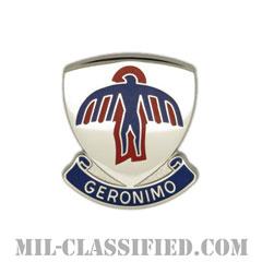 第501歩兵連隊(501st Infantry Regiment)[カラー/クレスト(Crest・DUI・DI)バッジ]の画像