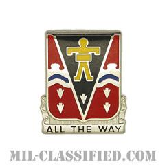 第509歩兵連隊(509th Infantry Regiment)[カラー/クレスト(Crest・DUI・DI)バッジ]の画像