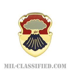 第67機甲連隊(67th Armor Regiment)[カラー/クレスト(Crest・DUI・DI)バッジ]の画像