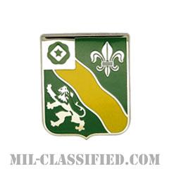 第63機甲連隊(63rd Armor Regiment)[カラー/クレスト(Crest・DUI・DI)バッジ]の画像