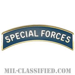 スペシャルフォースタブ(Special Forces Tab)[カラー/鏡面仕上げ/バッジ]の画像