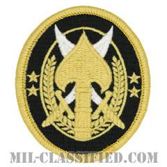 生来の決意作戦・特殊作戦統合タスクフォース(SOJTF-OIR)[カラー/メロウエッジ/パッチ]の画像
