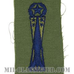 ミサイル整備章 (マスター)(Missile Maintenance Badge, Master)[サブデュード/ブルー刺繍/パッチ]の画像