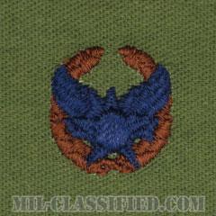 指揮官章(Commander's Badge)[サブデュード/ブルー刺繍/パッチ]の画像