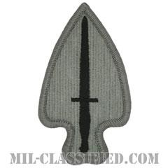 特殊作戦コマンド (Special Operations Command)[UCP(ACU)/メロウエッジ/ベルクロ付パッチ]画像