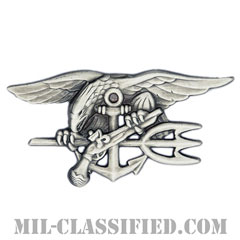 Special Warfare (SEAL), Enlisted[カラー/燻し銀/バッジ]の画像