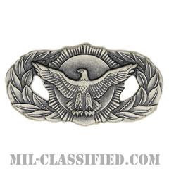 警備機能章 (ベーシック)(Security Police Functional Badge, Basic)[カラー/燻し銀/バッジ]の画像