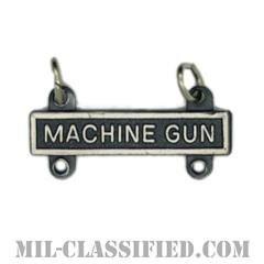 射撃技術章用バー (マシンガン)(Qualification Bar, MACHINE GUN)[カラー/燻し銀]の画像