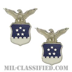 アメリカ合衆国空軍元帥補佐官(Aide to the General of the Air Force)[カラー/バッジ/ペア(2個1組)]の画像