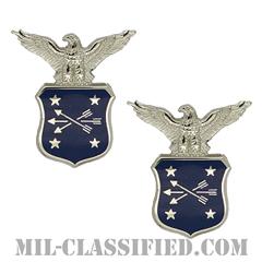 アメリカ合衆国国防長官補佐官(Aide to the Secretary of Defense of the United States)[カラー/バッジ/ペア(2個1組)]の画像