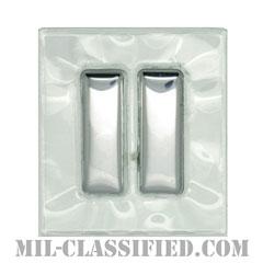 大尉(Captain (CPT))[ビニールカバー(Plastic Encased)/空軍階級章/パッチ/ペア(2枚1組)]の画像